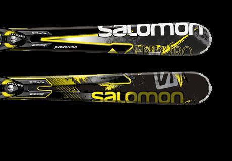 Guide 2 Skiing Salomon RS 800