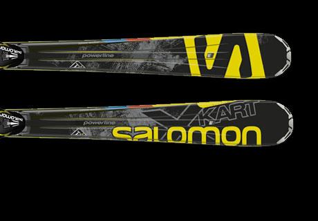 Guide 2 Skiing Salomon 24 X KART PRO